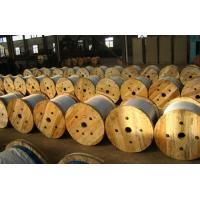 Buy cheap Bare ACSR Conductor Galvanized Steel Core Wire As Per ASTM B 498 Class A from wholesalers