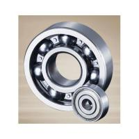 Precision ball bearings 6211 55*100*21MM ZZ 2RS with NR Oil 7200 Rpm Manufactures
