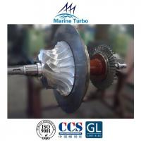 T- ABB Turbocharger / T- Vtr 4 Series Turbo Rotor Assembly For Marine Propulsion Engines Manufactures