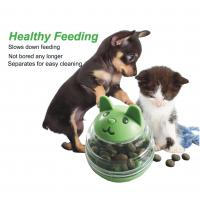 Slows Down Cat Water Fountain Interactive Healthy Feeding Interesting Feeder Manufactures