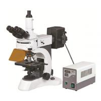 BS - 7000A fluorescence microscope Coaxial Coarse & Fine Adjustment , Fine Division 0.001mm Manufactures