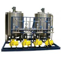 Automatic Fluid Control Equipments , Addition Chemical Dosing System Locally Remotely Controlling Manufactures