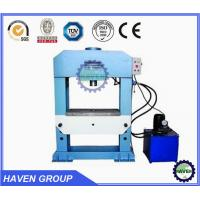 HP Type Hydraulic Press Machine Power Press With CE Standrad HP-150 Manufactures