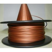Metal Copper Filament 1.75 3.0mm Metal 3d Printing Filament Natural Copper Filament Manufactures
