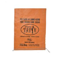 China Food Grade PP Woven Bags 50kgs 25kgs With Single Fold / Double Folds Bottom on sale