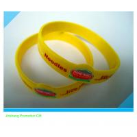custom  silicone band for promotion gift Manufactures