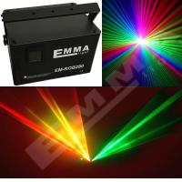 6W Laser Show System RGB full color DJ Disco Stage Party DMX Light Manufactures