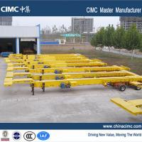 extendable low-bed trailer to carry wind blade , steel hose Manufactures