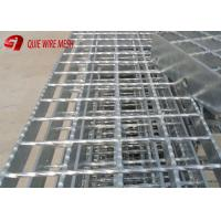 Metal Building Materials Steel Floor Grating Hot Dipped Galvanized For Walkway Manufactures