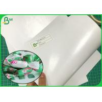 China 50G Paper Craft + 15G PE Coated FDA Sugar Packaging Paper with stick resistant on sale