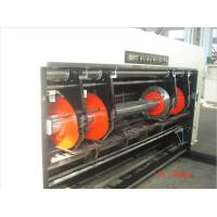 China Chain Feeding Rotary Carton Box Making Machine With Four Knives on sale