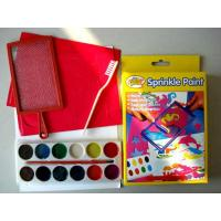 Buy cheap Educational Toy--Sprinkle Paint from wholesalers