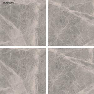 China 60x60 Matt Rustic Glazed Polished Porcelain Floor Tile  Washroom 0.5% W.A. Natural Stone Color on sale