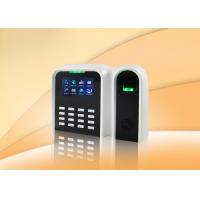 Buy cheap Simple TFT Screen Fingerprint Time Attendance System Built - In USB Port from wholesalers