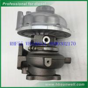 China Isuzu Truck 4HK1 IHI Turbocharger RHF55 VB440051 8980302170 K18 Shaft Material on sale