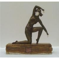 100% lost wax Classical Bronze Ballet Dancer Craft Manufactures