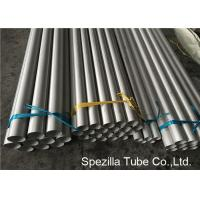 China UNS N06601 High Temperature Nickel Alloys Inconel 601 Pipe ASME SB167 on sale