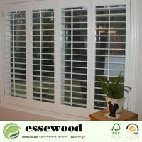 High Quality Customized Shutters for Round Windows Window Shutters Manufactures