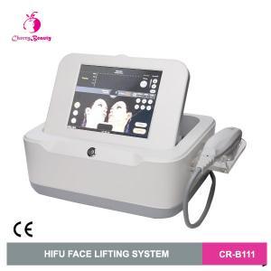 China CE Hifu high intensity focused ultrasound hifu face lift machine factory wholesale on sale