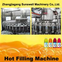 China Automatic Bottled Juice Filling Machine For Fruit With 2000BPH - 20000BPH on sale