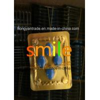 China Blue Pill 8000mg Natural Slimming Capsule / Weight Loss Pills with Private Label on sale