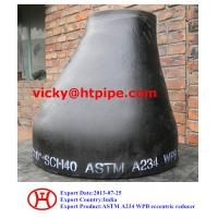 ASTM A234 WPB eccentric reducer Manufactures