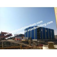 China Industrial Steel Pre Engineered Buildings Structural Steel Construction ISO9001:2008 SGS on sale