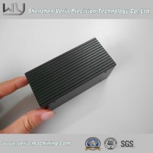 Precision CNC Machining Part/CNC Aluminum Part After Black Anodized for Machinery Part Manufactures