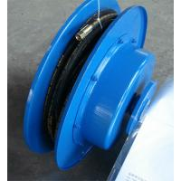 Professional Hose Pipe Reel , Automatic Hose Reel Big Pipe Diameter Manufactures