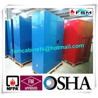 Laboratory Chemical Safety Storage Cabinets Lockable For Corrosive Liquid