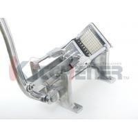 Commercial Grade French Fries Cutter with Dual Stainless Steel Blades Grids Manufactures