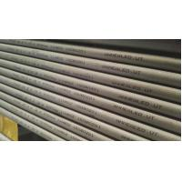 China Seamless Stainless Steel Tubes / Pipes 1.4512 1.4002 1.4016 1.4510 1.4006 1.4749 on sale