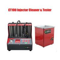 China CT100 Fuel Injector Cleaner & Tester LAUNCH CNC-602A CNC602A Injector Cleaner on sale