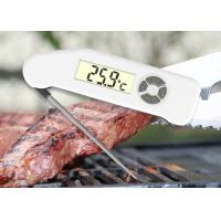 China Recalibrated Waterproof Digital Food Thermometer Fast Reaction For Meat Grilling on sale
