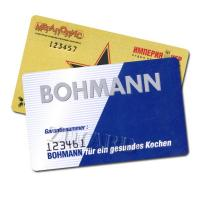 PVC Card/Emboss Number Card Manufactures