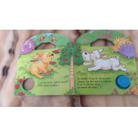 Professional Lovely Customized Cardboard Children Book Manufactures