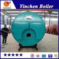 China 4 Ton Diesel LPG Gas Fired Steam Boiler Multifunction Safety Explosion Proof on sale
