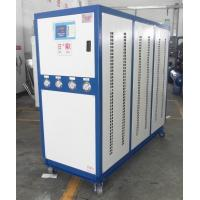 Commercial Water - Cooled Industrial Process Chillers For Blow Moulding / Blister Packing Machines Manufactures