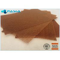 Light Weight Flame Retardant Aramid Honeycomb Panels With Benzoxazine Resin Manufactures