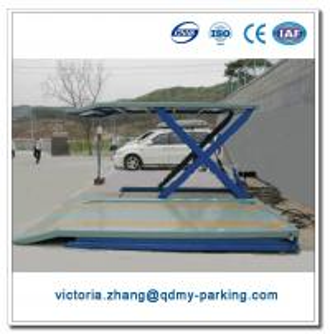 China Double Car Parking Lift Mini Scissor Lift Hydraulic Scissor Lift China on sale