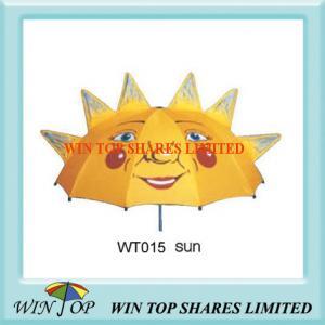 China Sun Design Stylish Children Umbrella (WT015) on sale