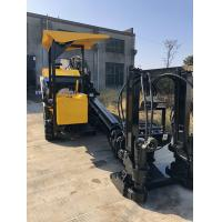 Quality Lower Fuel Consumption Hdd Drilling Machine , 3 Speed Mode Directional Boring for sale