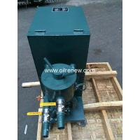 Portable Plate Pressure Oil Purifier | Oil Filtration System | Oil Cleaning Machine PL Manufactures