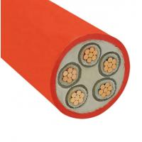 Mineral Insulated 5 Core Heat Resistant Cable Low Smoke Zero Halogen Wire Manufactures
