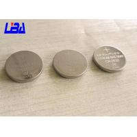 Calendar Prime Coin Cell Lithium Button Batteries 240mAh High Capacity Manufactures