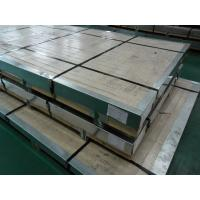 Decorative 316L Stainless Steel Sheet / Plate 30mm - 2000mm Width Manufactures
