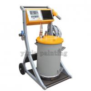 Low Noise Powder Coating Spray Machine 40 W Input Power Digital Display Manufactures