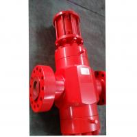 Buy cheap API 6A oilfield gate valve with high quality from chinese manufacturer from wholesalers