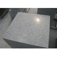 G383 Pearl Flower Granite Stone Flooring Grey Granite Wall Tiles For Wall Cladding Manufactures