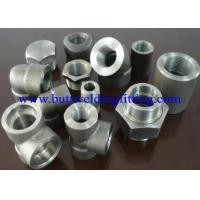 Steel Forged Fittings A182 F51, F52 , F53 , F55 , Elbow , Tee , Reducer , Nipple, 3000LB  ANSI B16.11 Manufactures